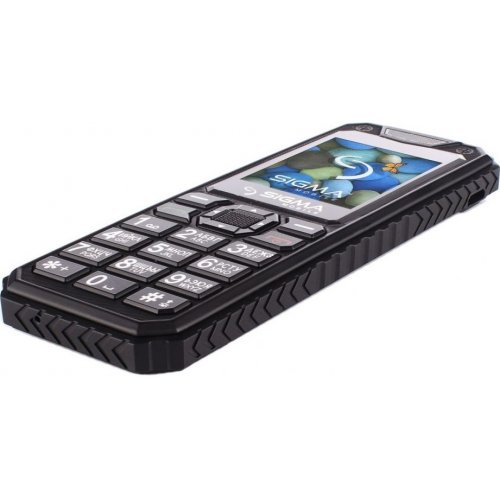 Фото Мобильный телефон Sigma mobile X-style 11 Dragon All Black