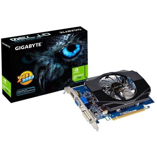 Фото Видеокарта Gigabyte GeForce GT 730 2048MB (GV-N730D3-2GI)