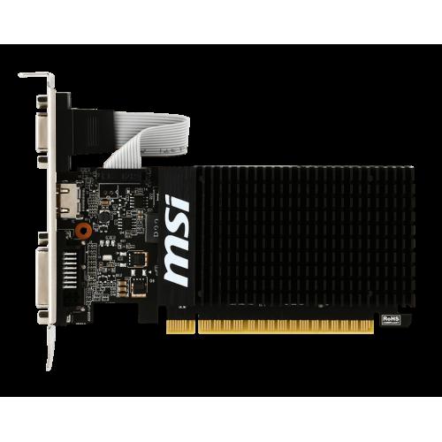 Фото Видеокарта MSI GeForce GT 710 1024MB (GT 710 1GD3H LP)