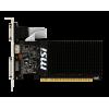 Фото Видеокарта MSI GeForce GT 710 2048MB (GT 710 2GD3H LP)