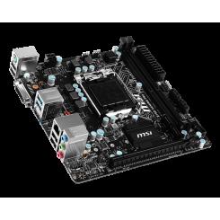 Фото Материнская плата MSI B150I GAMING PRO (s1151, Intel B150)