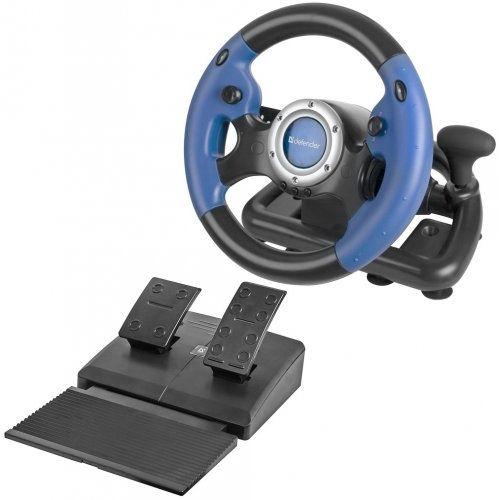 Фото Игровой манипулятор Defender Challenge Turbo GT (64350)