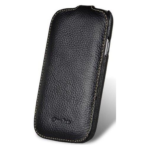 Фото Чехол Melkco Jacka Type Leather для Samsung Galaxy SIII i9300 Black