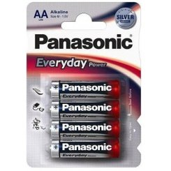 Фото Panasonic AA (LR06) Everyday Power 4шт (LR6REE/4BR)