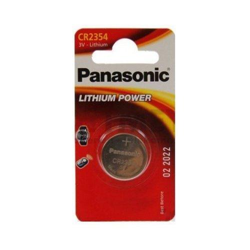 Фото Батарейки Panasonic CR2354 Lithium 1шт (CR-2354EL/1B)