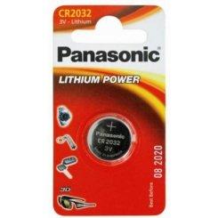 Фото Panasonic CR2032 Lithium 1шт (CR-2032EL/1B)