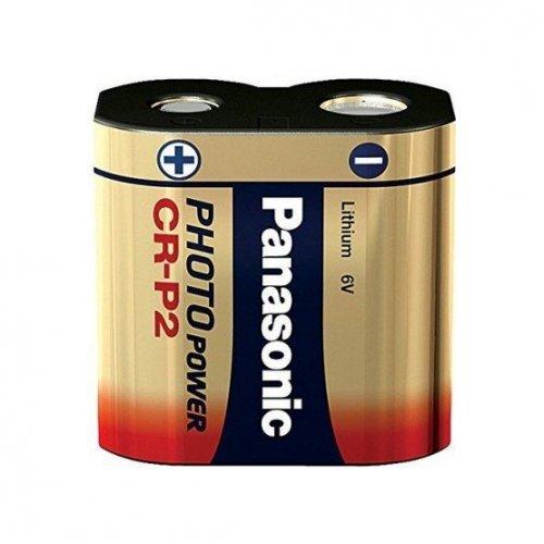 Фото Батарейки Panasonic CR-P2L Lithium 1шт (CR-P2L/1BP)