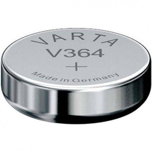 Фото Батарейки Varta V364 Silver Oxide 1шт (00364101111)