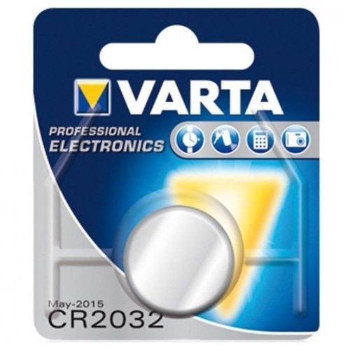 Фото Батарейки Varta CR2032 Lithium 1шт (06032101401)