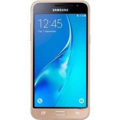 Фото Смартфон Samsung Galaxy J3 Duos J320H Gold