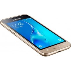 Фото Смартфон Samsung Galaxy J1 Duos J120H Gold