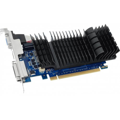 Фото Видеокарта Asus GeForce GT 730 2048MB (GT730-SL-2GD5-BRK)