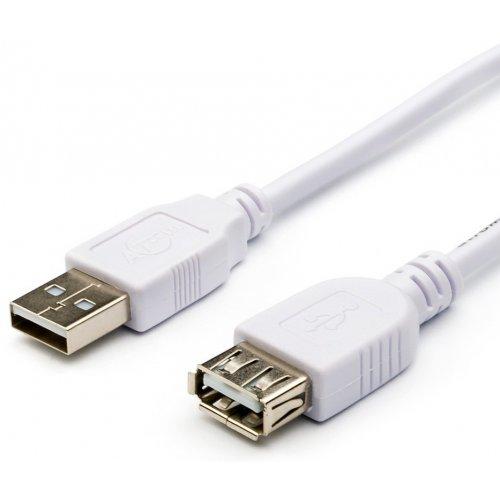 Фото Удлинитель ATcom USB 2.0 AM-AF 0.8m (3788)