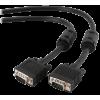 Фото Кабель Cablexpert VGA-VGA 15m Premium (CC-PPVGA-15M-B) Black