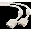 Фото Кабель Cablexpert VGA-VGA 5m Premium (CC-PPVGA-5M) Gray