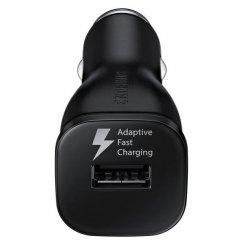 Фото Автомобильное зарядное устройство Samsung Car Adapter 2A (EP-LN915UBEGRU)