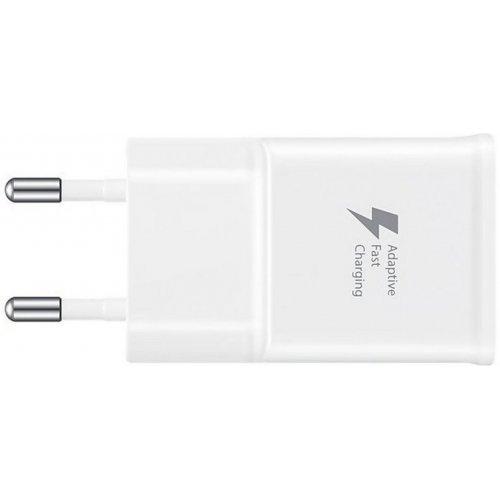 Фото Сетевое зарядное устройство Samsung Travel Charger 2A (EP-TA20EWEUGRU) White