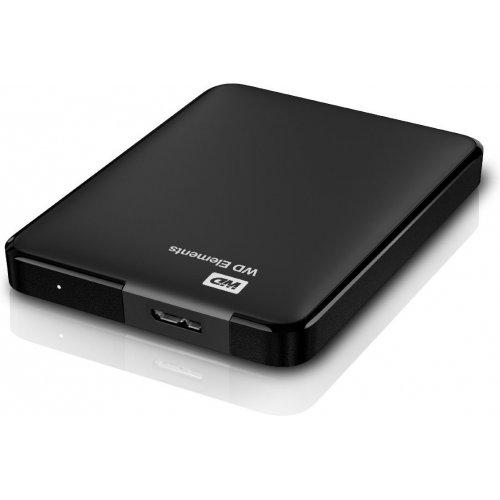 Фото Внешний HDD Western Digital Elements Portable 3TB BU6Y0030BBK-EESN Black