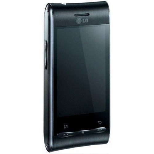 Фото Мобильный телефон LG GT540 Optimus Black