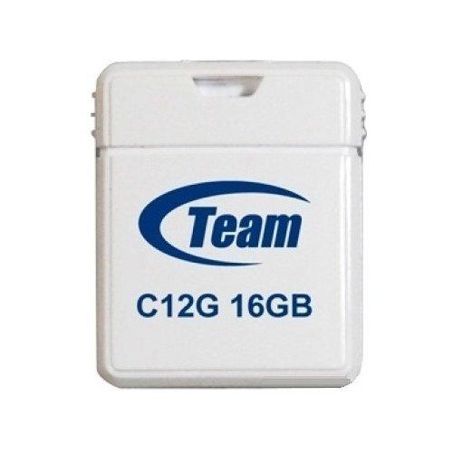 Фото Накопитель Team C12G 16GB White (TC12G16GW01)