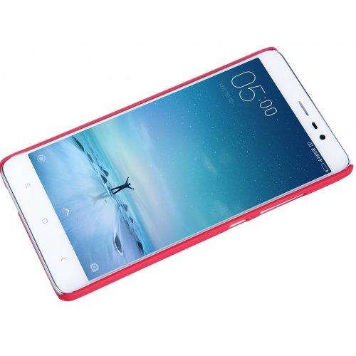 Фото Чехол Чехол Nillkin Frosted Shield для Xiaomi Redmi Note 3 Red