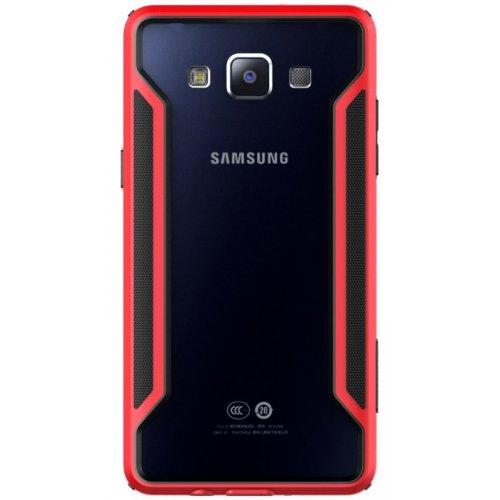 Фото Чехол Чехол Nillkin Armor-Border Series для Samsung Galaxy A5 2016 Red