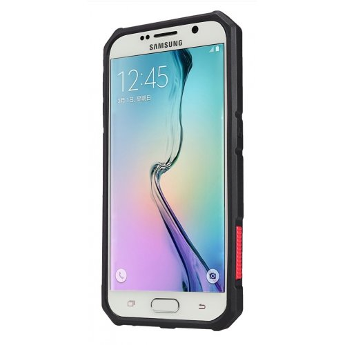 Фото Чехол Чехол Nillkin DEFENDER II для Samsung Galaxy S6 G920 Red