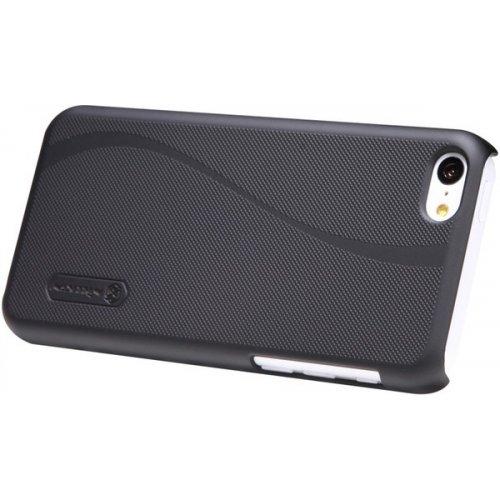 Фото Чехол Чехол Nillkin Frosted Shield для Apple iPhone SE Black