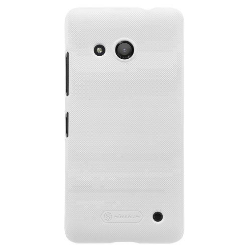 Фото Чехол Чехол Nillkin Frosted Shield для Microsoft Lumia 550 White