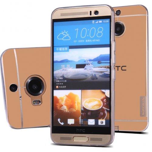 Фото Чехол Чехол Nillkin Nature TPU для HTC One M9 Plus Gray