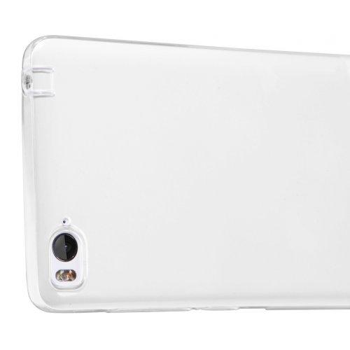 Фото Чехол Чехол Nillkin Nature TPU для Xiaomi Mi 4i/4c White