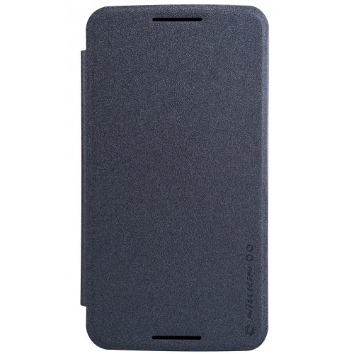 Фото Чехол Чехол Nillkin Sparkle Series для Motorola Nexus 6 Black