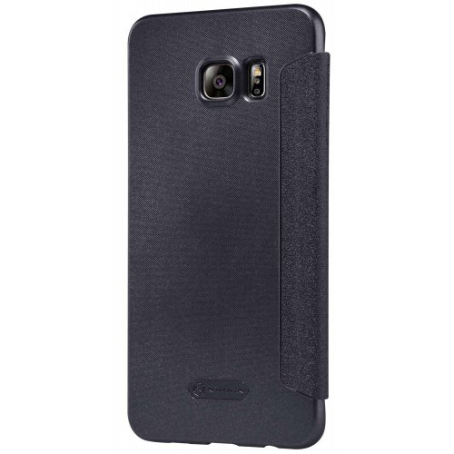Фото Чехол Чехол Nillkin Sparkle Series для Samsung Galaxy S6 edge G925 Black