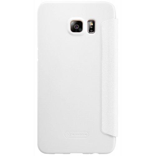 Фото Чехол Чехол Nillkin Sparkle Series для Samsung Galaxy S6 edge G925 White