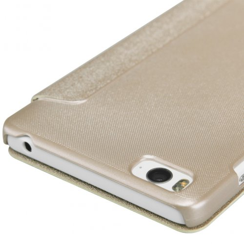 Фото Чехол Чехол Nillkin Sparkle Series для Xiaomi Mi 4i/4c Gold