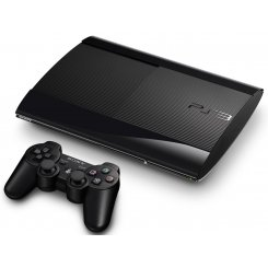 Фото Sony PS3 Super Slim 12GB