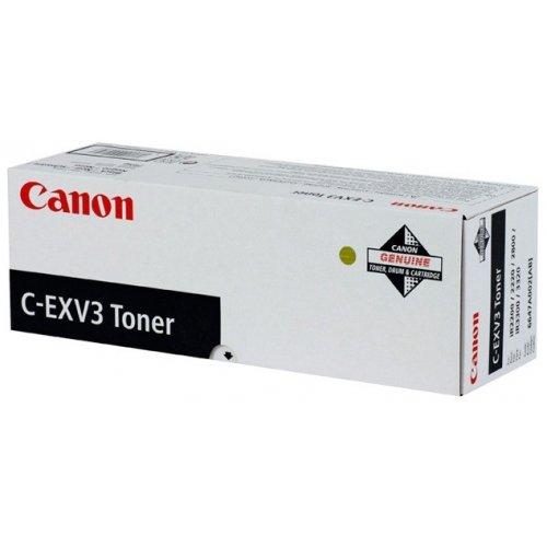 Фото Картридж Canon C-EXV3 (6647A002) Black