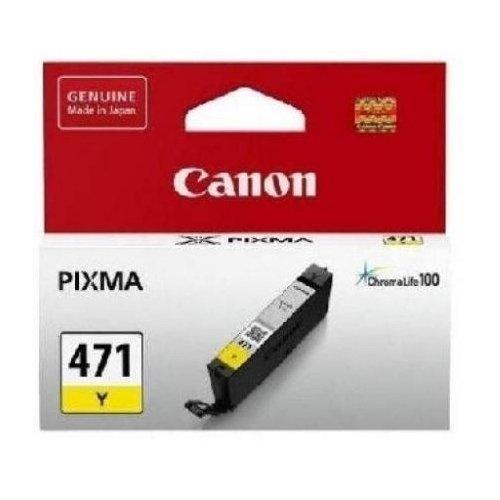 Фото Картридж Canon CLI-471 (0403C001) Yellow