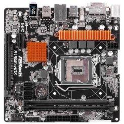 Фото Материнская плата AsRock B150M-HDS (s1151, Intel B150)