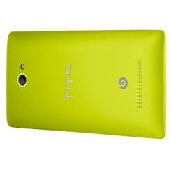 Фото Смартфон HTC Windows Phone 8X C620e Limelight Yellow