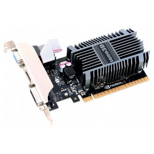 Фото Видеокарта Inno3D GeForce GT 710 2048MB (N710-1SDV-E3BX)