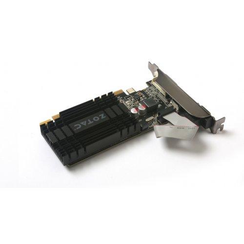 Фото Видеокарта Zotac GeForce GT 710 1024MВ (ZT-71301-20L)