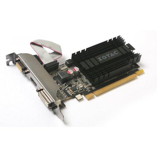 Фото Видеокарта Zotac GeForce GT 710 2048MВ (ZT-71302-20L)