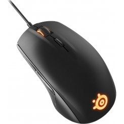 Фото Мышка SteelSeries Rival 100 (62341) Black