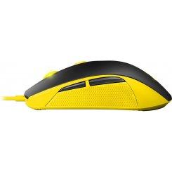 Фото Мышка SteelSeries Rival 100 (62340) Proton Yellow