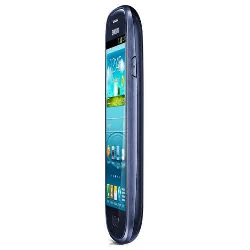 Фото Смартфон Samsung Galaxy S III mini I8190 Metallic Blue