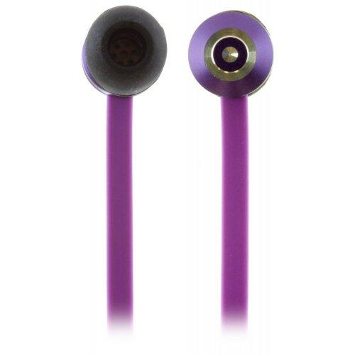 Фото Наушники KitSound Ribbons Purple