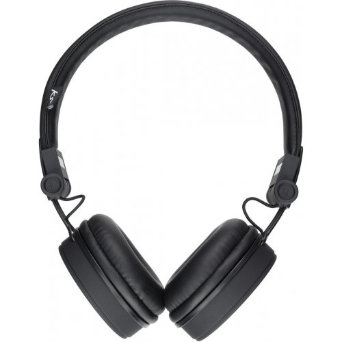 Фото Наушники KitSound Malibu on-ear Black