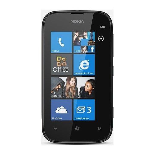 Фото Смартфон Nokia Lumia 510 Yellow