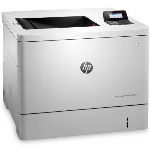 Фото Принтер HP LaserJet Enterprise M553n (B5L24A)